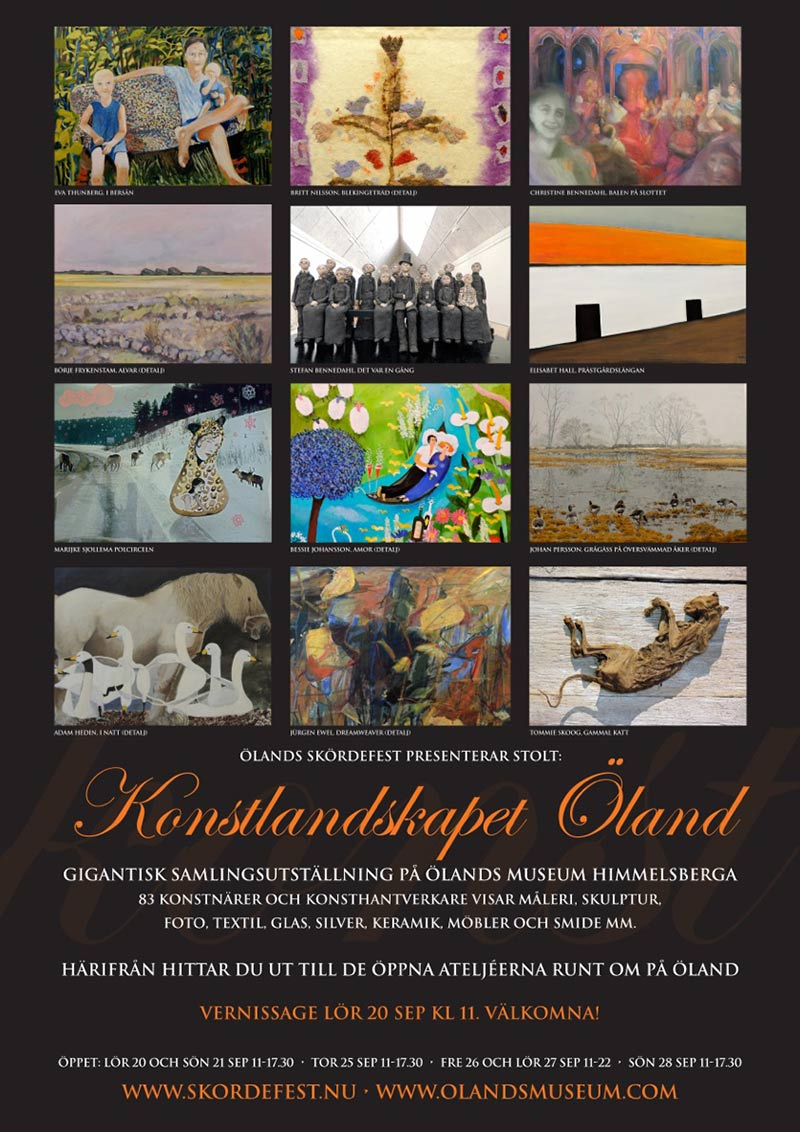 Konstlandskapet Öland